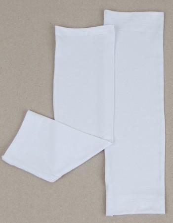 Beyaz Renkli Tesettür Kolluk