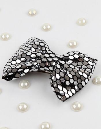 Gümüş Pullu Fiyonk Otomatik Toka