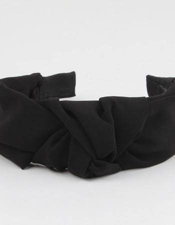 Siyah Düğümlü Lüks Taç