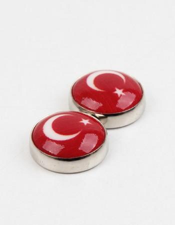 Türk Bayraklı, Eşarp Şal Mıknatısı